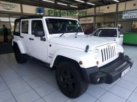 Used Jeep Wrangler Unlimited 3.6L Sahara for sale in Pinetown, KwaZulu-Natal