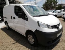 Used Nissan NV200 Panel Van for sale