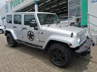 Used Jeep Wrangler WRANGLER 2.8 CRD UNLTD SAHARA A/T for sale in Pinetown, KwaZulu-Natal