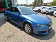 Used Audi A4 1.8T FSI Attraction multitronic for sale in Pinetown, KwaZulu-Natal