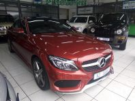 Used Mercedes-Benz C-Class Coupe C200 coupe AMG Line auto for sale in Pinetown, KwaZulu-Natal