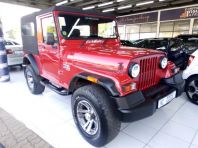 Used Mahindra Thar 2.5CRDe 4x4 for sale in Pinetown, KwaZulu-Natal