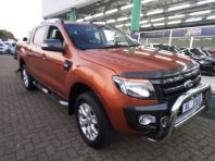 Used Ford Ranger 3.2 double cab 4x4 Wildtrak auto for sale in Pinetown, KwaZulu-Natal