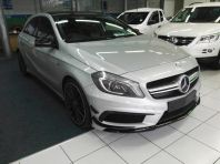 Used Mercedes-Benz A-Class A45 4Matic for sale in Pinetown, KwaZulu-Natal