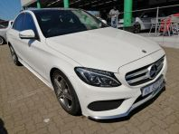 Used Mercedes-Benz C-Class C180 AMG Line auto for sale in Pinetown, KwaZulu-Natal
