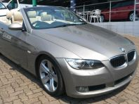 Used BMW 3 Series 335i Convertible 7-Speed Sport AT (E93) for sale in Pinetown, KwaZulu-Natal