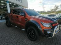 Used Ford Ranger 3.2 double cab Hi-Rider Wildtrak auto for sale in Pinetown, KwaZulu-Natal