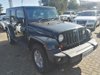 Used Jeep Wrangler Unlimited 3.8L Sahara for sale in Pinetown, KwaZulu-Natal