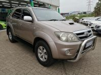 Used Toyota Fortuner 3.0D-4D 4x4 for sale in Pinetown, KwaZulu-Natal