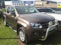 Used Volkswagen Amarok Double Cab Amarok 2.0TDi Trendline 103KW 4Motion for sale in Pinetown, KwaZulu-Natal