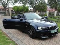 Used BMW M3 M3 Convertible for sale in Pinetown, KwaZulu-Natal