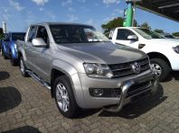 Used Volkswagen Amarok Double Cab 2.0 BiTDI Highline for sale in Pinetown, KwaZulu-Natal