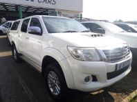 Used Toyota Hilux 3.0D-4D double cab 4x4 Raider auto for sale in Pinetown, KwaZulu-Natal