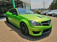 Used Mercedes-Benz C-Class Coupe C63 AMG coupe for sale in Pinetown, KwaZulu-Natal