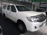 Used Toyota Hilux 2.5D-4D double cab 4x4 SRX for sale in Pinetown, KwaZulu-Natal