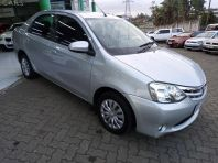Used Toyota Etios sedan 1.5 Xs for sale in Pinetown, KwaZulu-Natal
