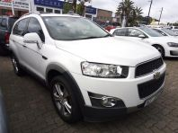Used Chevrolet Captiva 2.2D AWD LTZ for sale in Pinetown, KwaZulu-Natal