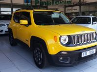 Used Jeep Renegade RENEGADE 1.6 E-TORQUE SPORT for sale in Pinetown, KwaZulu-Natal