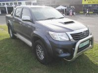 Used Toyota Hilux 3.0D-4D double cab Raider for sale in Pinetown, KwaZulu-Natal