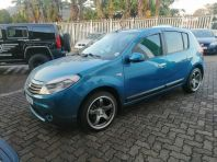 Used Renault The New Sandero 1.6 Expression for sale in Pinetown, KwaZulu-Natal
