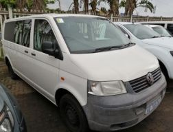 Used Volkswagen Transporter Crew Bus for sale